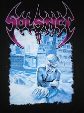 SOLSTICE-THE SENTENCING-T-SHIRT-SMALL +  COMPACT DISC