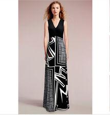 NWT Clover Canyon Warrior Weave black white neoprene dress size  XS   - $429