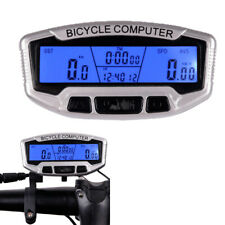 iGPSPORT Rechargeable IPX6 Waterproof Auto Backlight Screen Bike Cycling O0W7