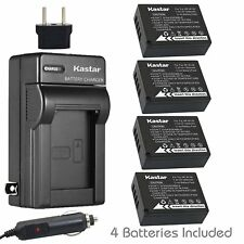 NP-W126 Battery & Travel Charger for Fujifilm FinePix HS30EXR HS33EXR HS35EXR