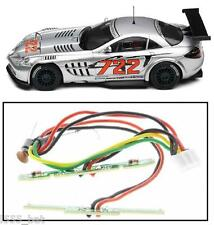 New Genuine Scalextric W9930 PCB Light Circuit Board McLaren Mercedes SLR C3010