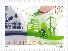 Albanië / Albania - Postfris/MNH - Europa, Think Green 2016