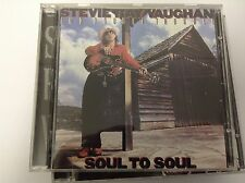 Stevie Ray Vaughan And Double Trouble  Soul to Soul CD