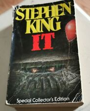 Stephen King IT paperback, NEL 1987,