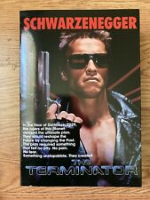 "New listing Neca Schwarzenegger The Terminator Tech Noir Ultimate 7"" T-800 Figure"
