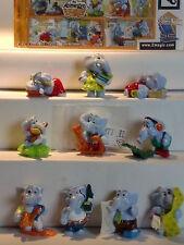 KPS - Figuren > Die Heimwerker Elefanten 2011 <(D) + Vari. Nils N. + alle 11 BPZ