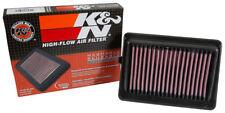 33-3063 K&N Air Filter fits SUZUKI BALENO II 1.0L & S-Cross 1.0L 3-Cyl 2016-