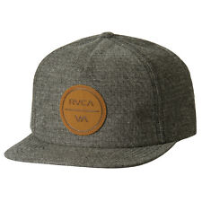 743adc175db RVCA Coastal 5 Panel (Grey) Hat