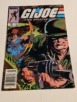 GI Joe #45 March 1986 Marvel Comics A Real American Hero