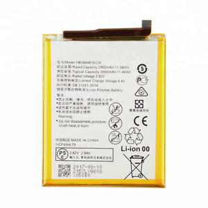 Battery HB366481ECW For Huawei Honor 8 P9 Lite P8 Lite 2017 P20 Lite 5Y