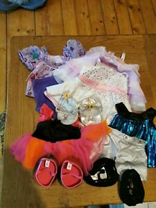 build a bear clothes bundle girls