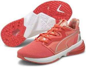 Puma Lvl-Up Xt Untmd Floral Wn's Training/ Gym Shoes For Women (Red-xbA