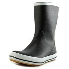 Botas de mujer de tacón bajo (menos de 2,5 cm) de goma talla 38