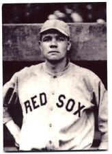 Babe Ruth - Boston Red Sox  -  METAL baseball card -