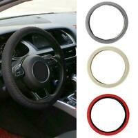 Elastic Car Auto Steering Wheel Cover Non Slip Skidproof Accessories Car D3A6