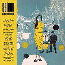 SAIGON SUPERSOUND VOLUME TWO CD 2018 BEAUTIFUL MUSIC OF VIETNAM - GERMANY IMPORT