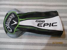 Callaway Gbb Epic Driver Headcover - Used