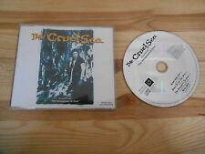 CD pop the Cruel Sea-Excerpts FM Honeymoon is Over (4 Song) Polygram + PRESSKIT