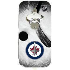 Winnipeg Jets NHL Clink n Drink MAGNETIC Bottle Opener