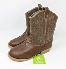 Natural Steps Bronco Western Boots SIZE 11
