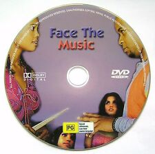 FACE THE MUSIC DVD MOVIE (2000) Tyler Christopher, Elena Lyons DISC ONLY