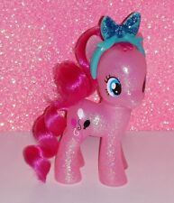 MY LITTLE PONY MON PETIT PONEY G4 PINKIE PIE GLITTER SPARKLE TARGET EXCLUSIVE