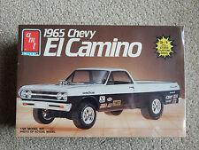 AMT 1965 Chevy El Camino 3 in 1 Model Kit ~ Stock, Custom or Drag