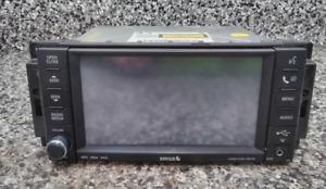 2009-2010 Dodge Ram 1500 2500 3500 Radio Receiver AM FM CD HDD SATELLITE REN OEM