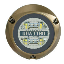 Lumitec SeaBlaze Quattro LED Underwater Light - Spectrum - RGBW