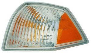 Turn Signal / Parking Light Assembly Front Left Dorman fits 07-08 Jeep Compass