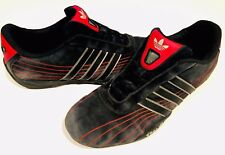 Adidas Men's Shoes Size 11 Goodyear Black Racing Red