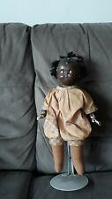 Very rare 1920s chocolate drop doll by Grace Drayton
