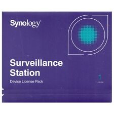 Synology IP Camera 1-License Pack Kit for Surveillance Station - DS1513+ DS713+