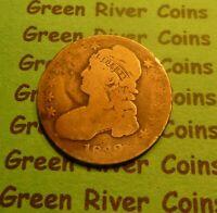1832  Bust Half Dollar   #32M         (1794 to 1839) low grade