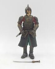 """Herr der Ringe / Lord of the Rings - THEODEN (ARMOR) - LOTR 6"""" Actionfigur lose"""