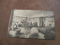 Early Sussex postcard -The Lounge - Roberts Marine Mansion - Bexhill-on-sea