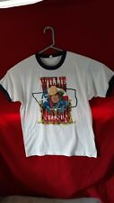 Vintage 80s Willie Nelson & Family T shirt Tour size Xl country music vtg cool