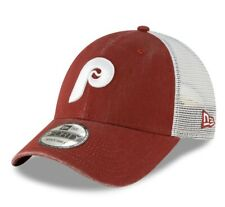 New Philadelphia Phillies New Era 1970 Cooperstown Collection SnapBack Hat - Red
