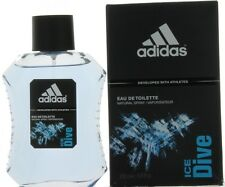 Ice Dive by Adidas for Men EDT Cologne Spray 3.4 oz.-Damaged Box