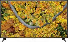 LG 75UP75009LC 189 cm LED TV 4K UHD WLAN Smart TV Triple Tuner schwarz B-WARE