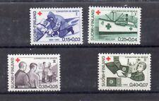 Finlandia Cruz Roja Serie del año 1964 (DL-135)
