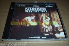 Murder in the First New Sealed CD Soundtrack Christopher Young