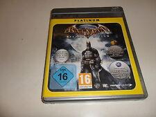 PLAYSTATION 3 Batman: Arkham Asylum PLATINUM []