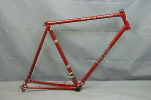 Schwinn 1974 Super Le Tour 12.2 Road Bike Frame 4130 XLarge 59cm Touring Charity