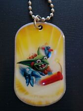 Topps Skylanders Swap Force Dog Tag Boomer # 30 of 44 Necklace