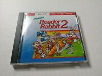 READER RABBIT 2 DELUXE 1996 PC