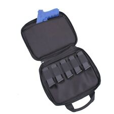 Pistol Carrying Case Bag Double Rothco 3907 Black