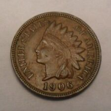 1906 P Indian Head Cent Penny  SDS  **FREE SHIPPING**