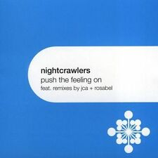 NIGHTCRAWLERS : Push the Feeling on CD