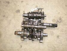 1987 Honda XL 250 R XR RFVC Complete Transmission with Shift Forks Shift Drum